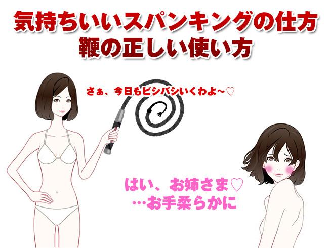 【SM調教】気持ちいいスパンキングの仕方、鞭の正しい使い方
