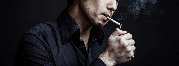 たばこを吸うと勃起不全