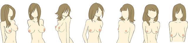 どっちの乳首が感じる?…その答えは!